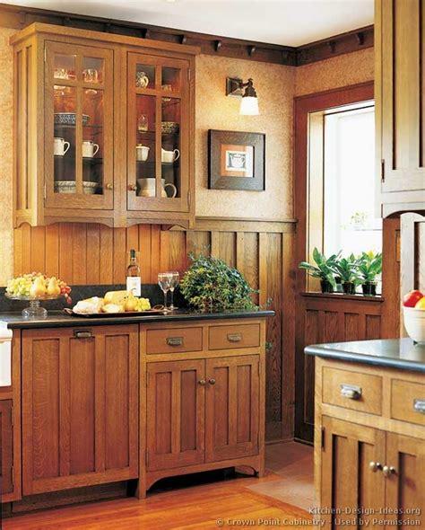 craftsman kitchen design ideas  photo gallery