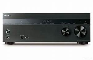 Sony Str-dh750 - Manual - Multi Channel Av Receiver