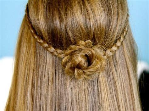 simple  easy hairstyles    everyday  xerxes