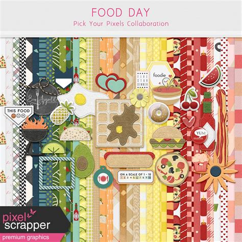cuisine collaborative today food day collab by marisa lerin pixel