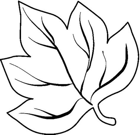 crafts actvities and worksheets for preschool toddler and 542 | leaf coloring page fokids