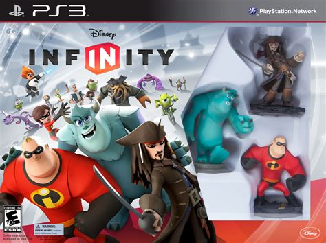 Disney Infinity Starter Pack (ps3)  Games Home