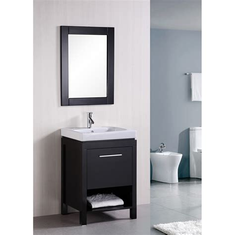 design element  york  contemporary bathroom vanity