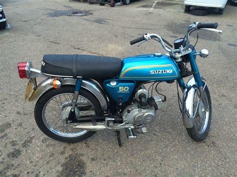Suzuki Mopeds by 1976 Suzuki Ap50 70s Moped