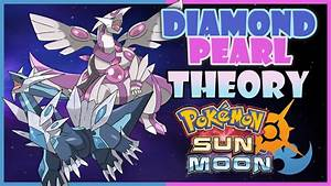 DIAMOND AND PEARL REMAKES ALREADY HINTED IN POKEMON SUN ...