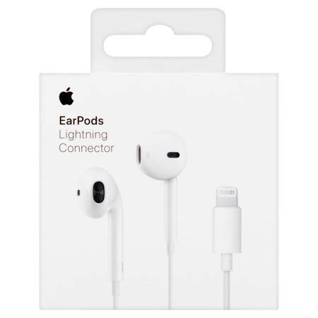 apple earpods with lightning connector walmart