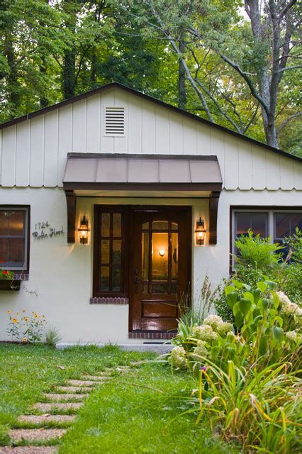 Annapolis French Cottage   Traditional   Exterior