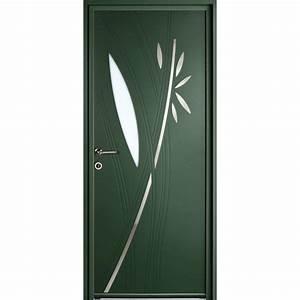 porte d39entree sur mesure en aluminium fidis excellence With portes d entrée leroy merlin