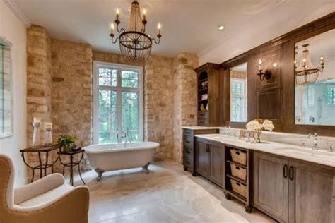 bathroom wood vanities 19 inspiring country bathrooms