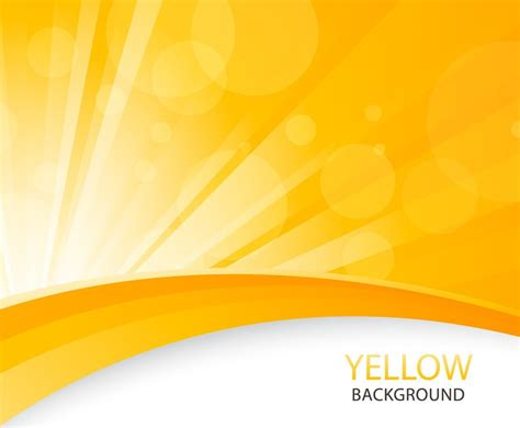Abstract Wallpaper Yellow Background by Yellow Abstract Background Vector Graphics