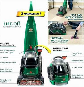 Bissell Deep Clean Lift Off Pet Manual  U2022 Vacuumcleaness