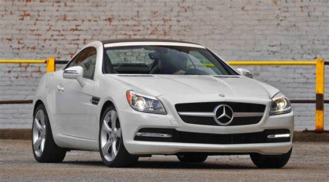 White Mercedes Benz Arbonne