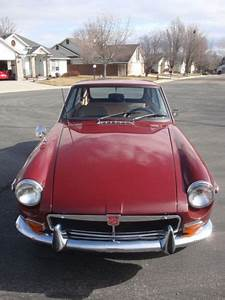 1967 Mgb Tachometer Wiring : sell used 1967 mgb roadster in middletown ohio united ~ A.2002-acura-tl-radio.info Haus und Dekorationen