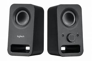 Logitech, Z150, Stereo, Speakers, Review