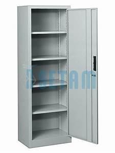 Armoire Metallique Armoire 1 Porte Battante Cevennes 5
