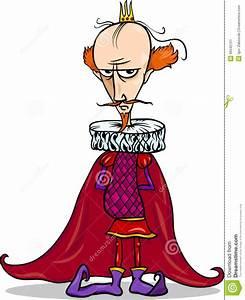 King Cartoon Fantasy Character Stock Vector - Image: 36042151