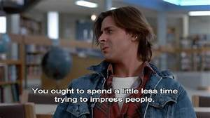 John Bender Breakfast Club Quotes. QuotesGram