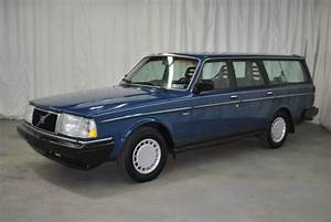 Purchase Used 1990 Volvo 240 Wagon No Reserve In Philadelphia  Pennsylvania  United States