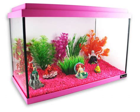 roze aquarium decoratie kids aquarium roze aquastorexl