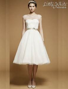 favorite little white dresses of 2012 onewed With little white dress wedding