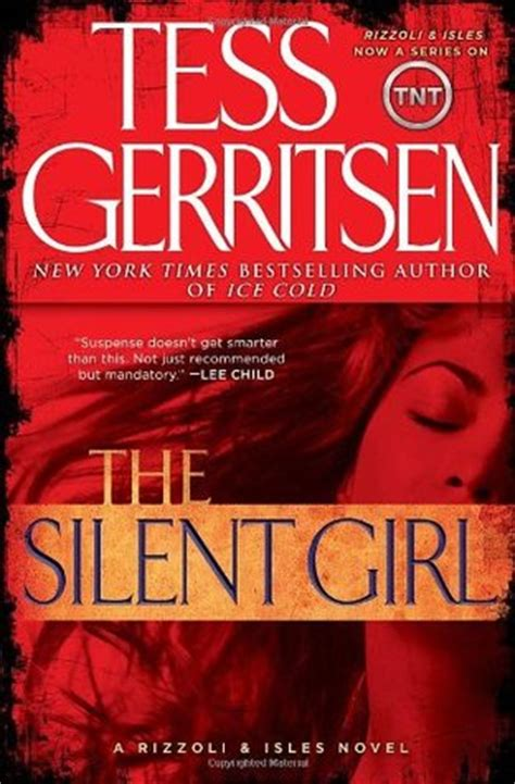silent girl rizzoli isles   tess gerritsen