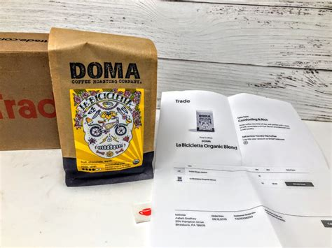 The best coffee subscription services will send fresh beans right to your door—and some of them are giving back to roasters so courtesy of brand. Trade Coffee Subscription Box Review + Unboxing + Coupon   August 2019 - Not a Tree Subscription ...