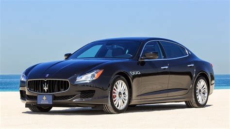 Maserati Car : Maserati Quattroporte S Rent Dubai