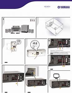 Yamaha Home Theater Wiring Diagram