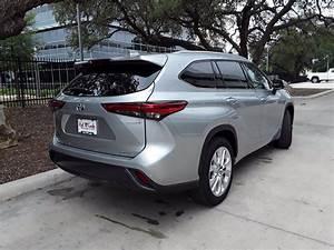 New 2020 Toyota Highlander Hybrid Limited Sport Utility In
