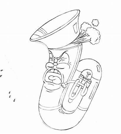 Cuphead Tuba Jake Clark