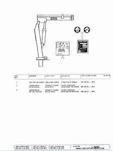 Terex Atlas Cranes Set Of Pdf Parts Manuals