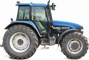 Ford New Holland 60 Series Tractors  8160  8260  8360