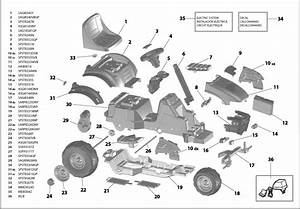 John Deere E-tractor Iged1062 Parts
