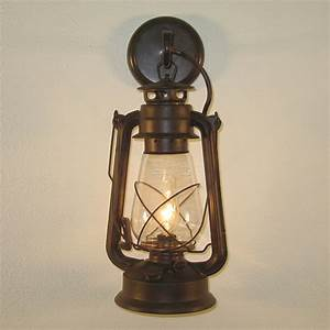 large rustic lantern wall sconce With lantern wall sconce