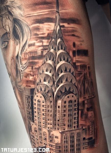 empire state tatuajes