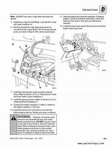 Jlg Skytrak Telehandlers 8042 10042 10054 Ansi Repair Manual