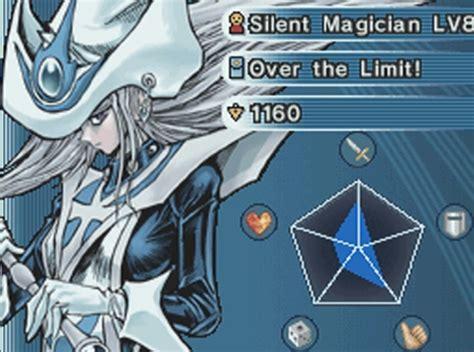 silent magician lv8 character yu gi oh