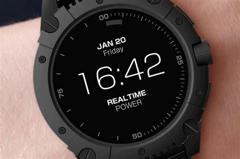 matrix powerwatch smartwatch that charge with your