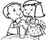 Friends Coloring Milkshake Soda Pages sketch template