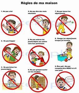 Regle De Vie A La Maison : les r gles de vie 2 rentr e scolaire pinterest ~ Dailycaller-alerts.com Idées de Décoration
