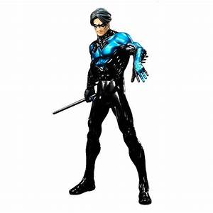 DC New 52 Nightwing Blue Variant ArtFX Statue - Exclusive ...