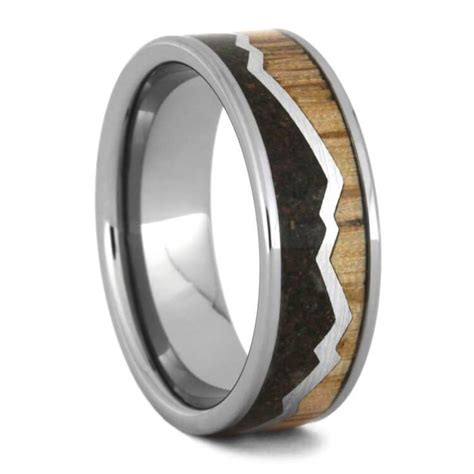 Crushed Dinosaur Bone Ring, Oak Wood Wedding Band. Wife Ellen Degeneres Engagement Rings. Man Woman Rings. Clip Rings. Double Milgrain Engagement Rings. Emerald Accent Wedding Rings. Wedding Dallas Wedding Rings. Belly Button Rings. Gold Diamond Engagement Rings