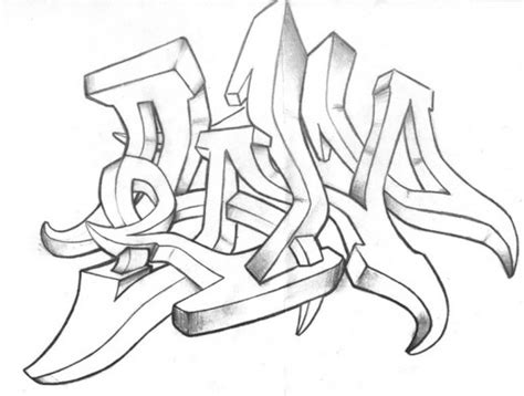 Get your graffiti sketching markers and your sketchbooks here! Graffiti Drawings | Best Graffitianz