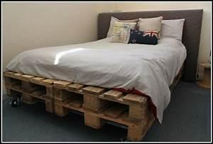 Betten selber bauen aus paletten betten house und for Betten aus paletten
