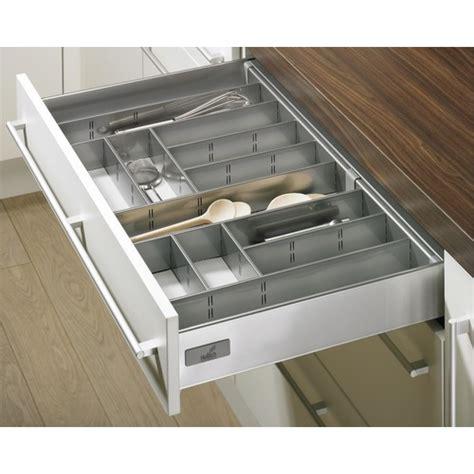 range couverts tiroir cuisine range couverts gris innoplus pour tiroir de cuisine