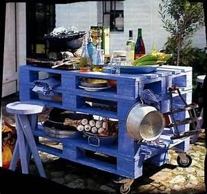 إصنعى أثاث منزلك ببقايا الخشب - فكرة جديدة