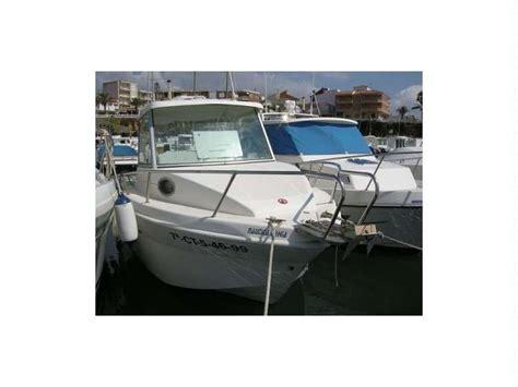 saver cabin fish saver cabin fish 540 in barcellona barche a motore usate