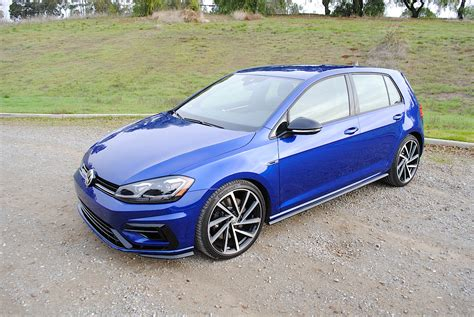2018 Volkswagen Golf R Test Drive Review