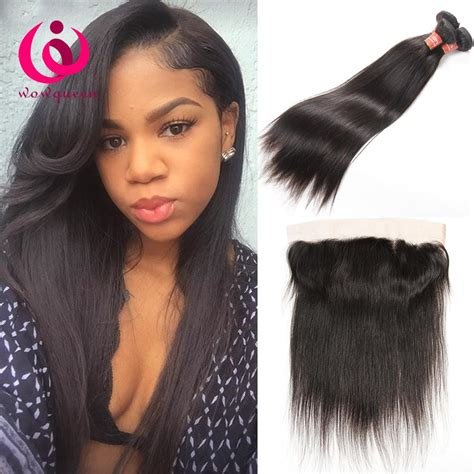 malaysian hair style lace frontal bundles malaysian hair weave 8611