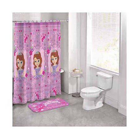 disney princess sofia   bath set  piece walmartcom